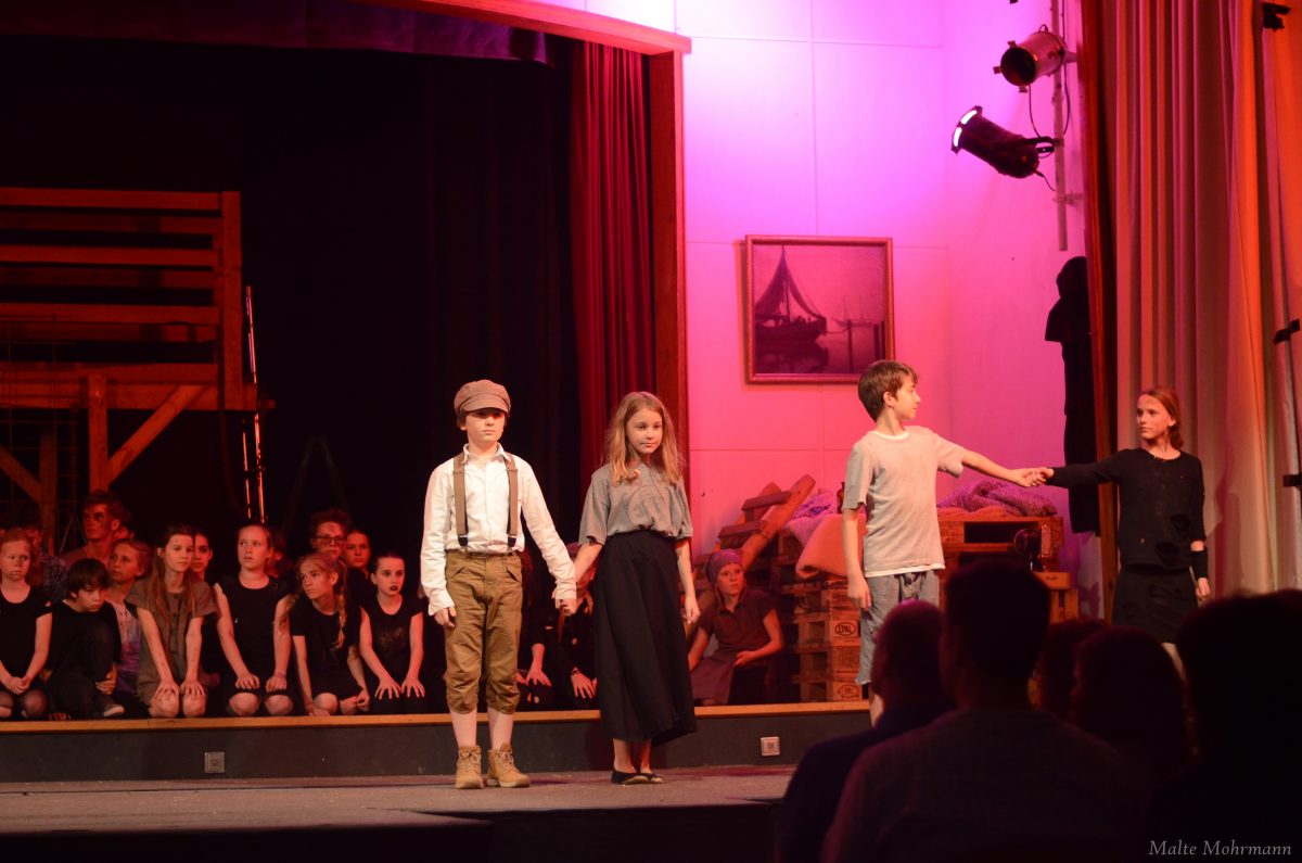 Junges Musical 'Southend'