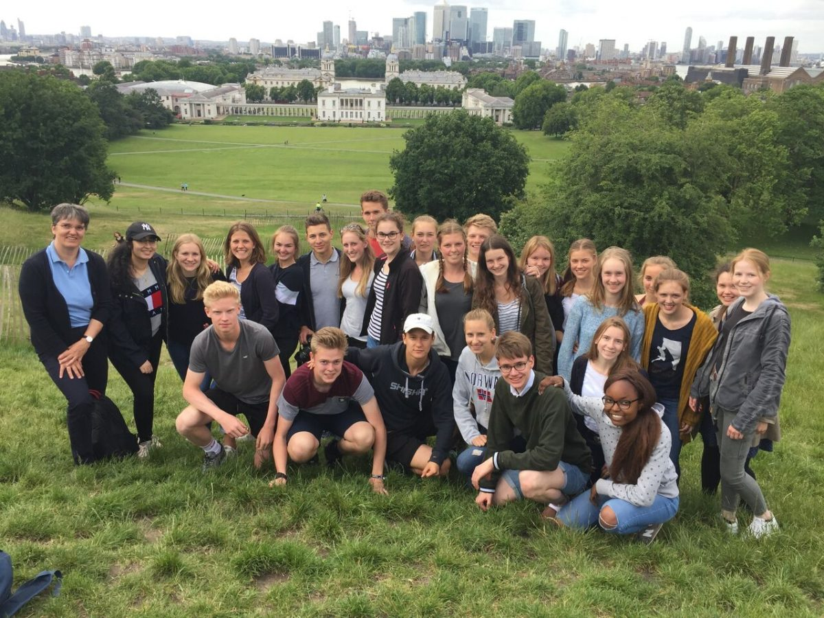 Die Q1a in Greenwich